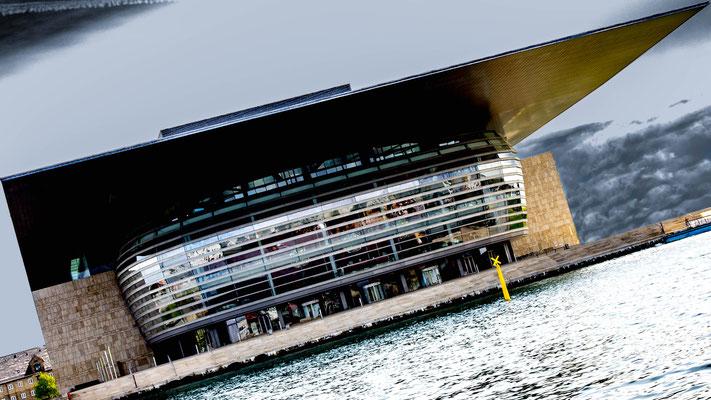 Kopenhagen, Mai 2014 Oper, Kopenhagen