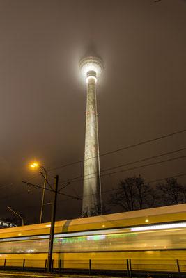 Fernsehturm Am Alexanderplatz, Berlin