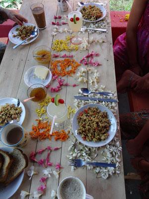 Geburtstags-Frühstück