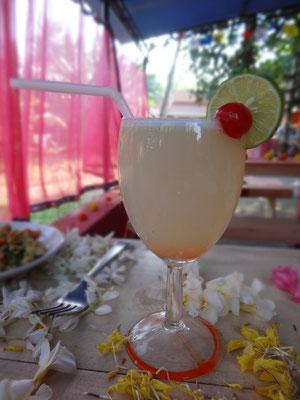 Kokossaft-Drink