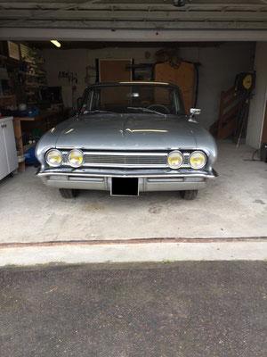 Buick Spécial 1961 V8 3,5 l (Mr Patrick S. 95)