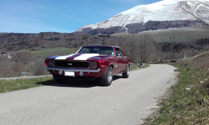 Camaro 1969 V8 5,7 l (Mr Mohamed O. 38)
