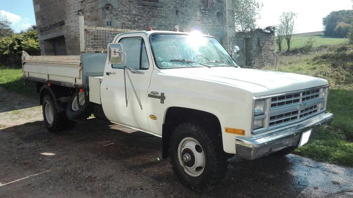 Chevrolet K3500 (Mr Gilles L. 88)