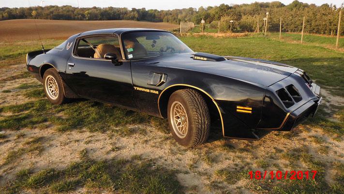 Pontiac Firebird 1979 V8 6,6 l (Mr Michel S. 51)