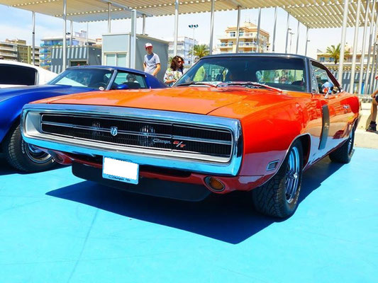 Dodge Charger 1970 V8 7,2 l (Mr Pascal D. 13)