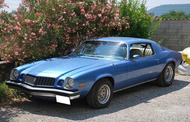 Chevrolet Camaro 1974 (Mr Nicolas T. 07)