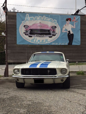 Ford Mustang 1967 (Mr Patrick G. 01)