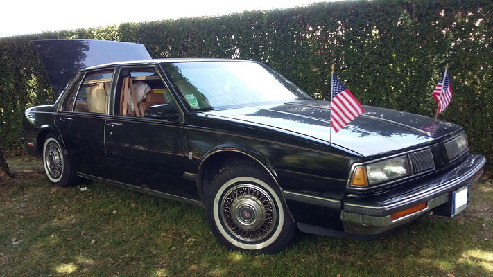 Oldsmobile Delta 88 1988 V6 3,8 l (Mr Salvatore M. 62)
