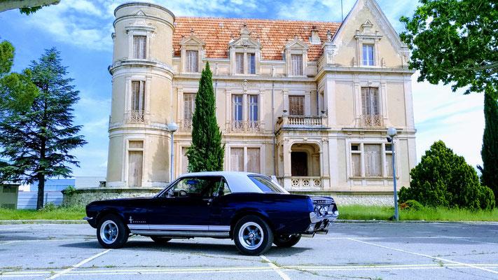 Ford Mustang 1967 (Mr François M. 84)