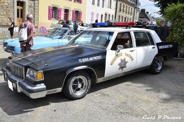 Pontiac police (Mr Jean-Yves D. 29)