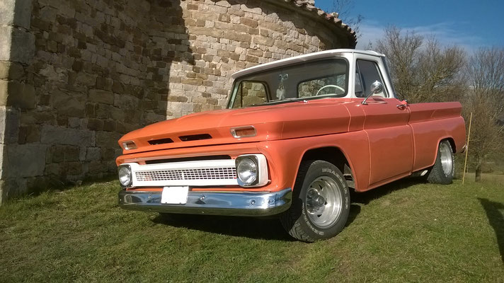 Chevrolet C10 (Mr Joel G. 26)