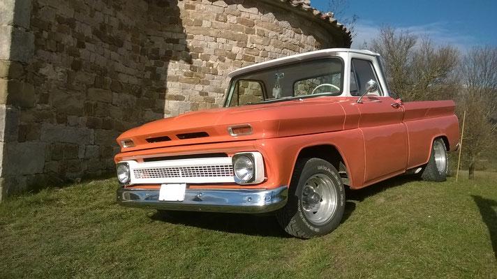 Chevrolet C10 (Mr Joel G. 26)