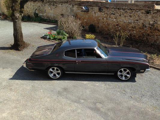 Buick Skylark 1971 V8 5,7 l (Mr Thomas R. 28)