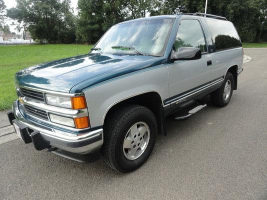 Chevrolet Blazer (Mr Eddy W. Belgique)