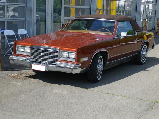Cadillac Eldorado (Mr Henri D. Belgique)