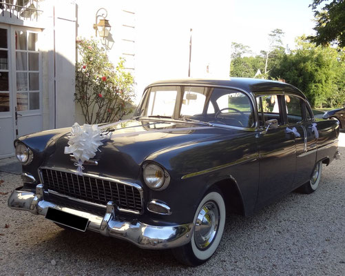 Chverolet Bel Air 1955 V8 4,3 l (Mr Serge S. 33)