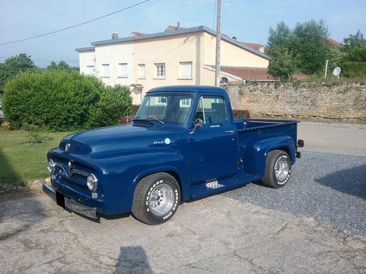 Ford F100 1955 (Mr Lionel B. 54)