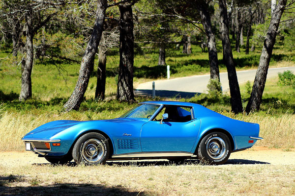 Chevrolet Corvette 1972 (Mr Alain C. 83)