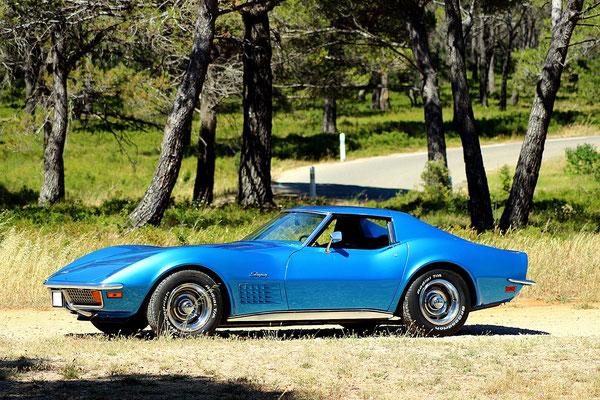 Chevrolet Corvette 1972 (Mr Alain C. 83)