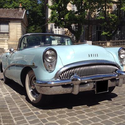 Buick Skylark 1954 (Mr Gérard L. 94)