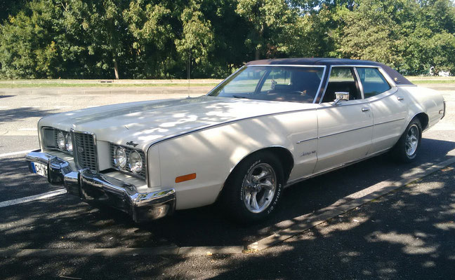 Mercury Montego 1973 V8 5,8 l (Mr Francis J. 33)