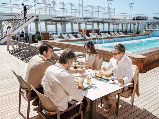 Silversea Cruises Kleiderordnung