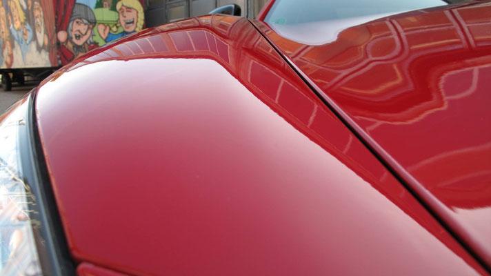 Mercedes Benz AMG GT Steinschlagschutzfolierung