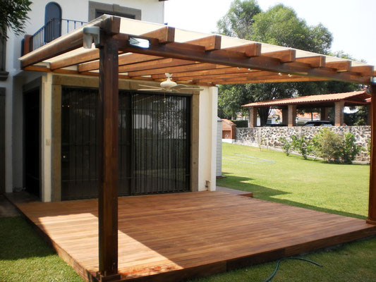 Pisos Decks - Ambiente Natural