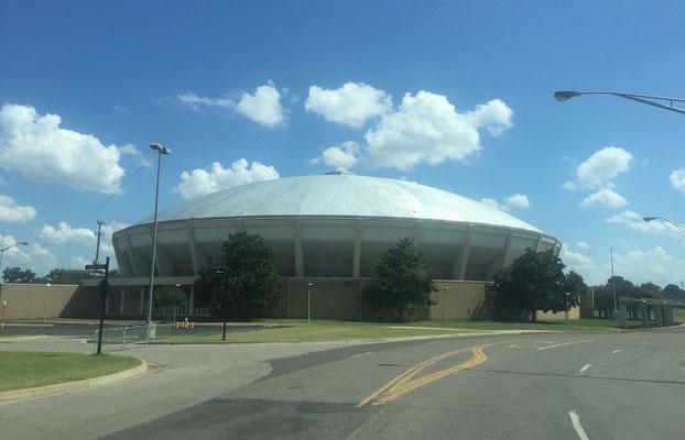 Memphis Coliseum