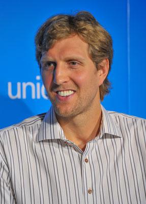 Dirk Nowitzki - Unicef