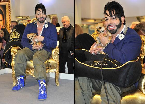 Harald Glööckler - Dog Couture