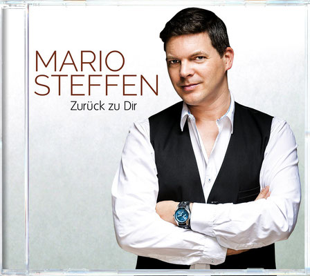 Mario Steffen CD Cover