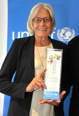 Vanessa Redgrave - Unicef