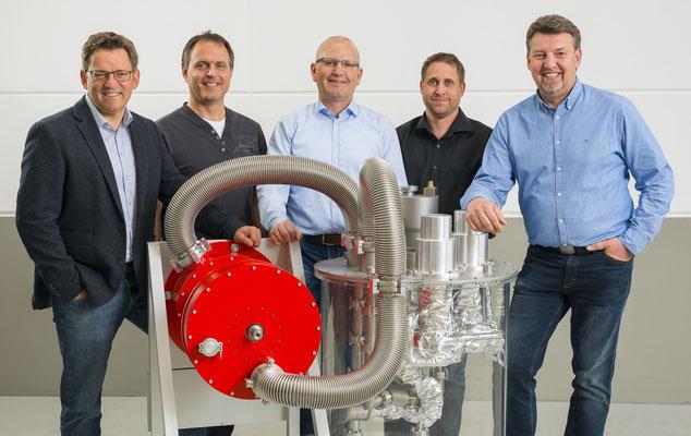 Oswald Elektromotoren GmbH - Inhaber und Ausbilder