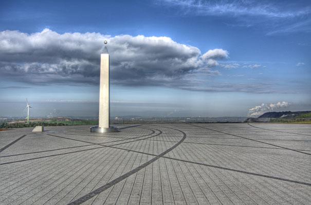Hoheward, Obelisk
