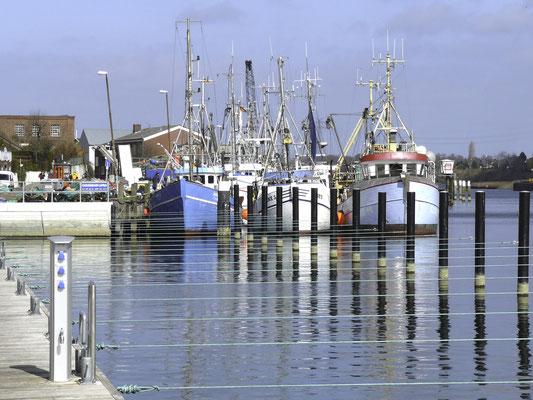 Kappeln, am Yachthafen