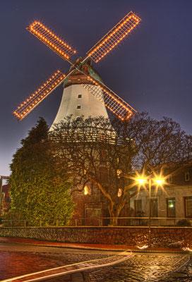 Kappeln, Windmühle Armanda