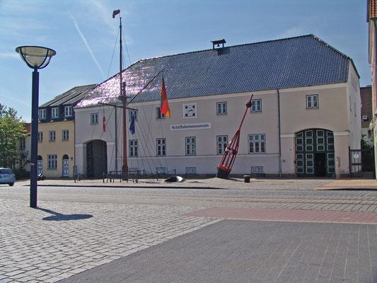 Flensburg, Schifffahrtsmuseum