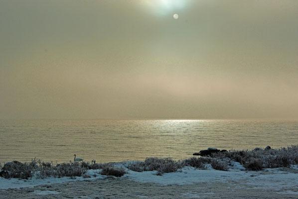 Dezemberstimmung am Meer
