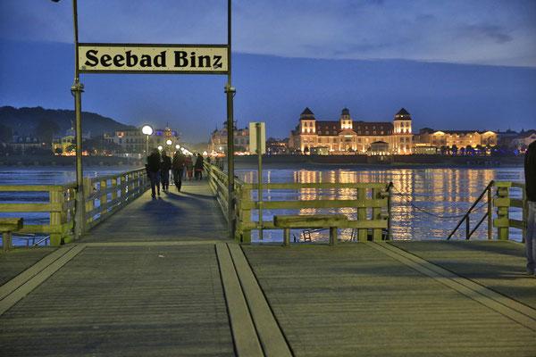Binz, Seebrücke