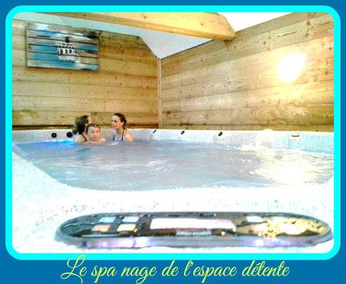 gite en baie de somme à Rue sur la cote picarde avec piscine chauffée couverte, spa Gites des Garennes Location vacances Rue, Baie de Somme, Marquenterre