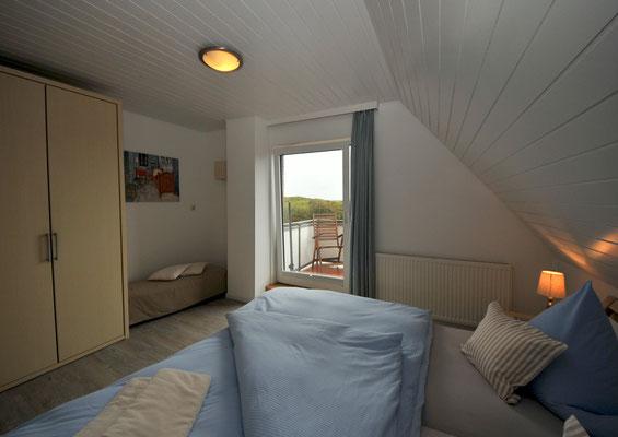 Schlafzimmer 2 Ansicht 2