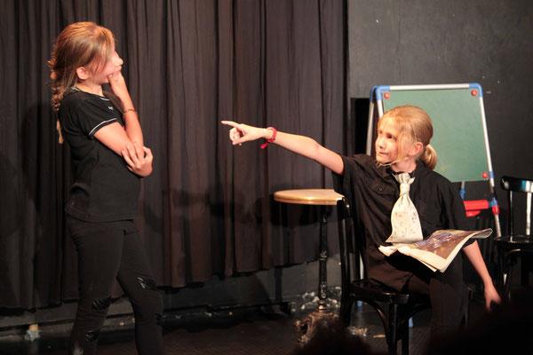 L'Accessoire Café-théâtre - Atelier Enfants - Récré'Action