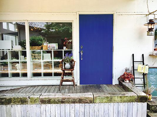 swan's cafe本店。可愛い癒しポイント満載のカフェ