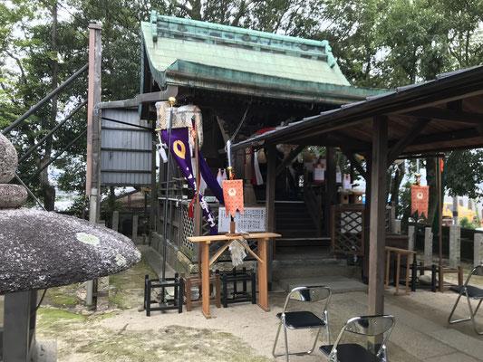大藤神社本殿