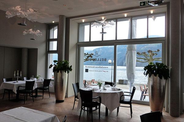 Seerestaurant Bellevue Brunnen