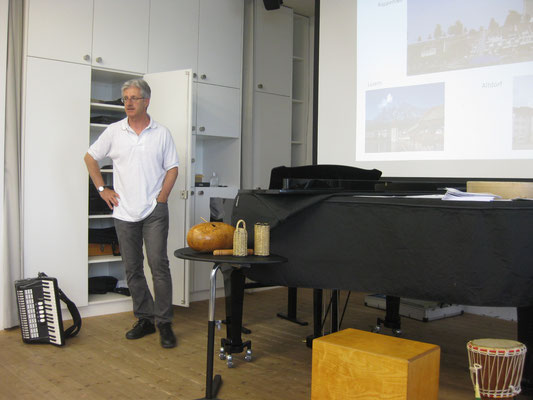 Silberdischtleausflug 2017 proMusicante Urs Krienbühl