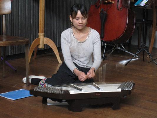 Herbschtstubete 2015 im Schmatz: Thai-Klänge