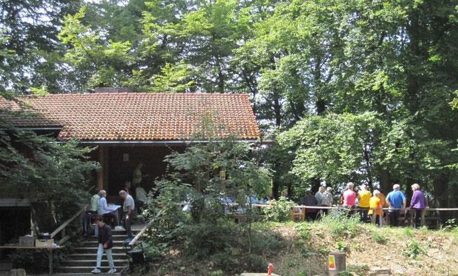 20.08.15 Münchenstein, Altersnachmittag