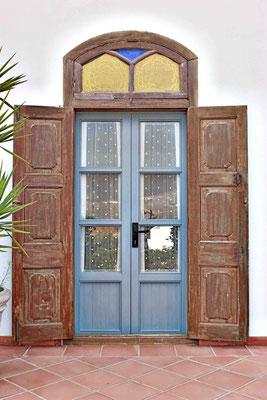 Puerta en Almería.